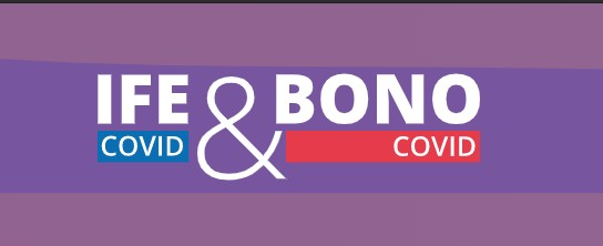 IFE BONO COVID