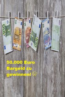 Bargeld zu gewinnen!
