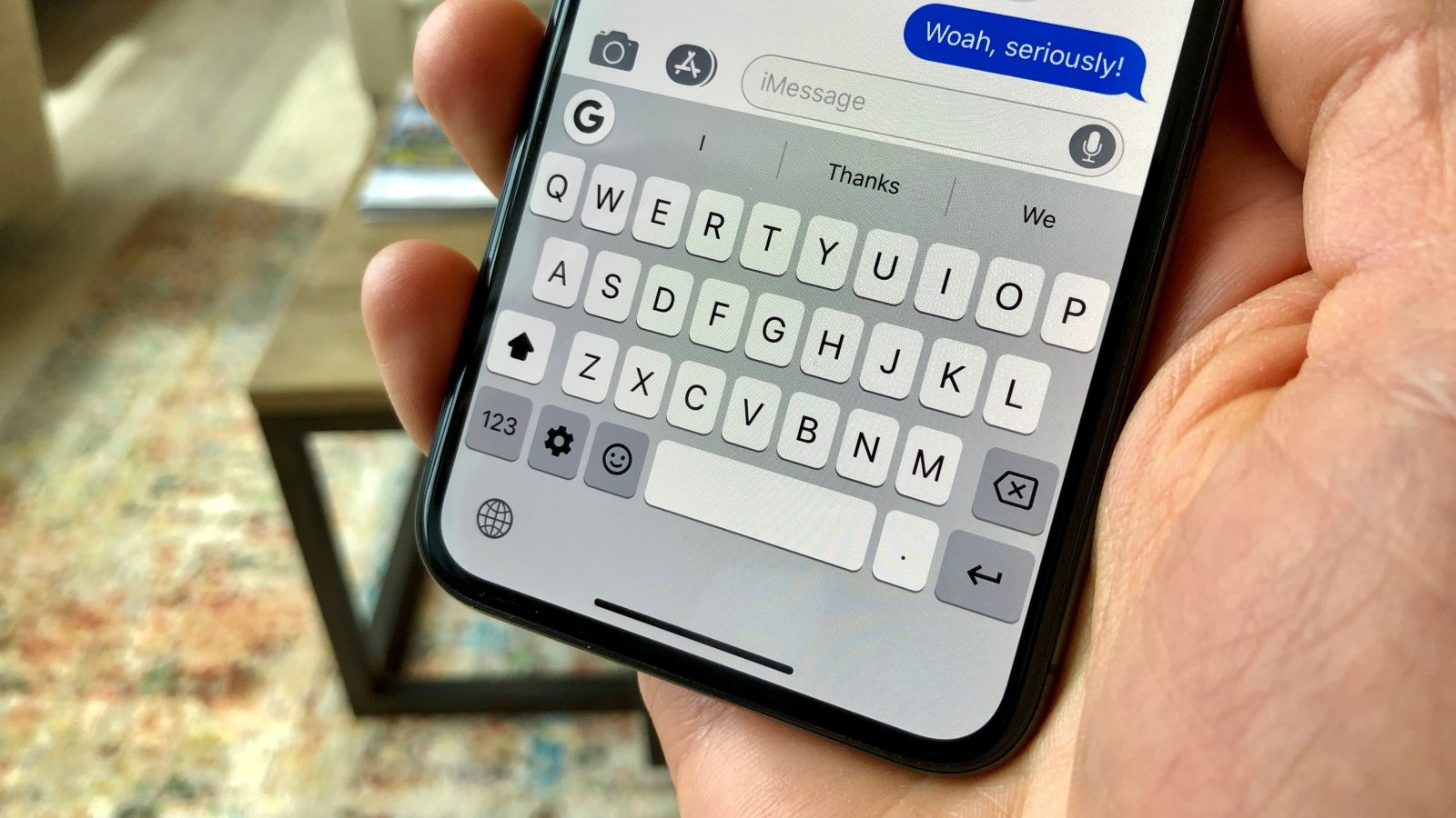How to add Unicode font and ttKeyboard for iPhone, iPad