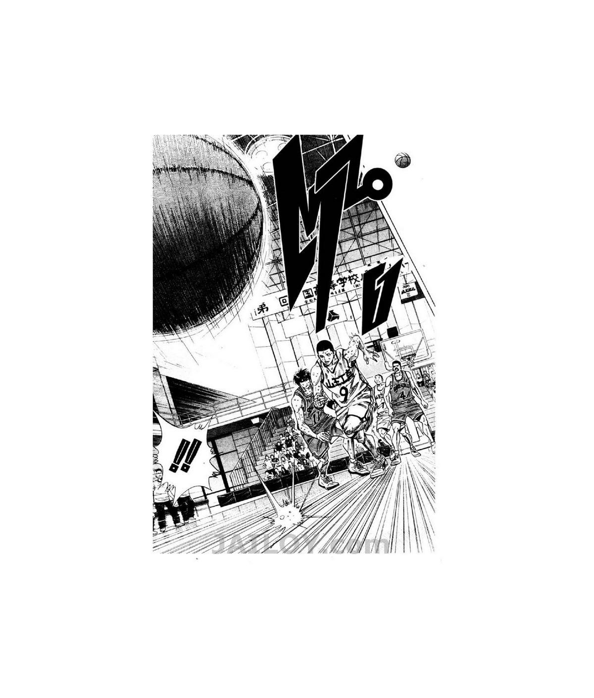 Slamdunk สแลมดังก์ เล่มที่ 29 TH แปลไทย อ่านการ์ตูนออนไลน์