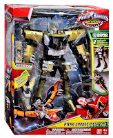 Power Rangers Ptera Charge Megazord