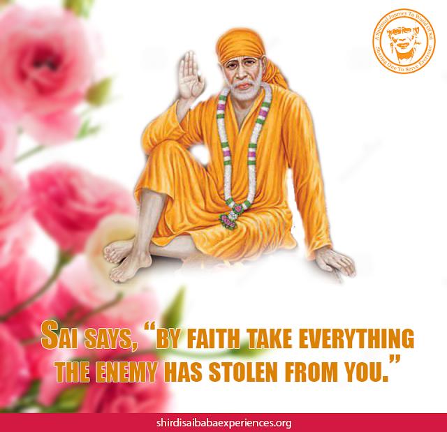 Shirdi Sai Baba Blessings - Experiences Part 2824