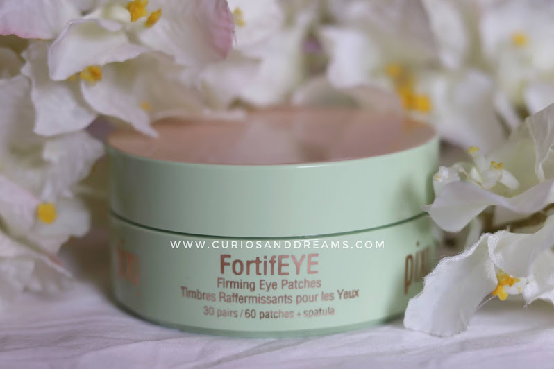 Pixi FortifEYE Firming Eye Patches review, Pixi FortifEYE Eye Patches review, Pixi FortifEYE, Pixi India, Pixi Eye Patches review