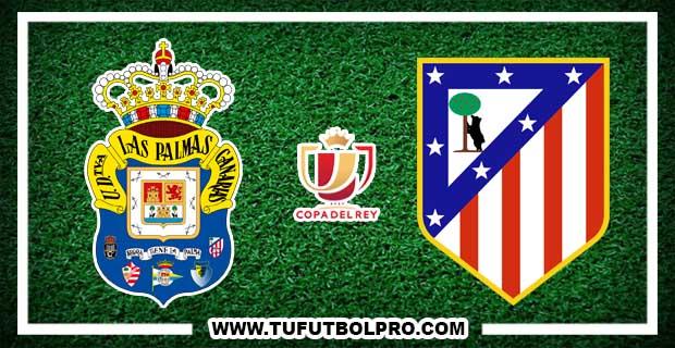 Ver Las Palmas vs Atlético Madrid EN VIVO Por Internet Hoy 3 de Enero 2017
