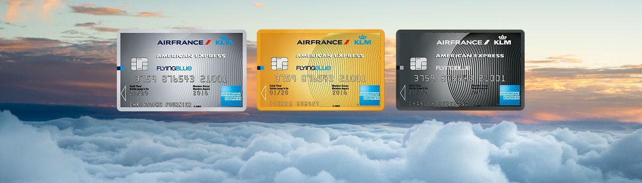 Carte Flying Blue Air France (programme fidélité) : les ...