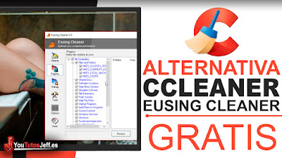 Alternativa Ccleaner Gratis - Descargar Eusing Cleaner Ultima Versión