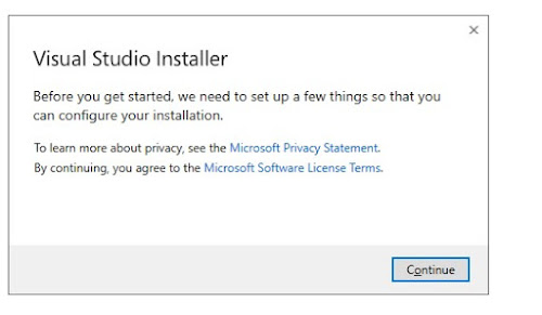 Visual Studio Installer
