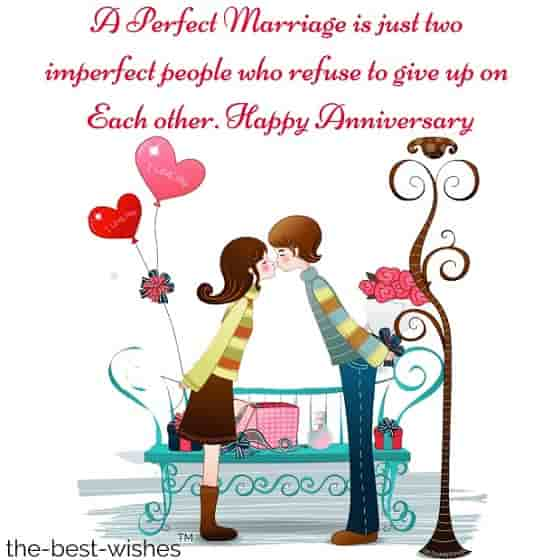 The Best Wedding Anniversary Wishes For Wife