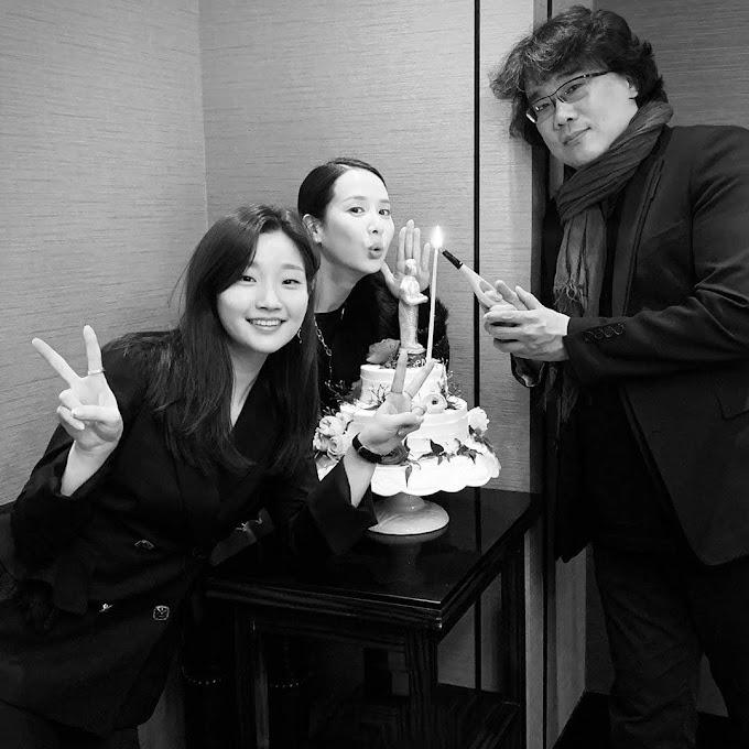 「パラサイト」が韓国映画なのにアカデミー賞の最優秀作品賞に選ばれたポン・ジュノ監督が、尊敬してやまない大先輩マーティン・スコセッシ監督から激励の手紙📬が送られてきたことに大感激😭