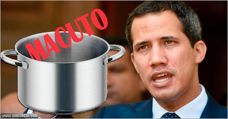 Guaidó asegura que el Show de Macuto es una nueva olla del Régimen con patricia Poleo incluida