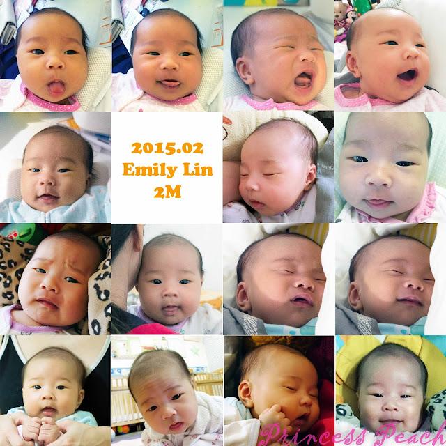 茉莉2個月照片集錦