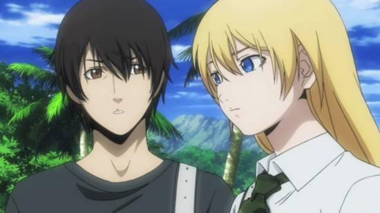 btooom anime seperti darwin's game tentang game survival