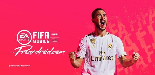 تحميل لعبة كرة القدم فيفا الشهيرة FIFA 20 Mobile Soccer النسخة الكاملة للاجهزة الاندرويد