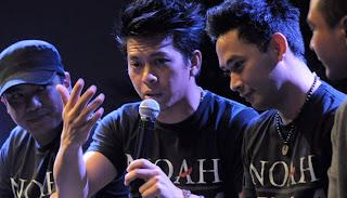 grup band NOAH tidak hanya eksis dalam bidang musik Sinopsis NOAH Film