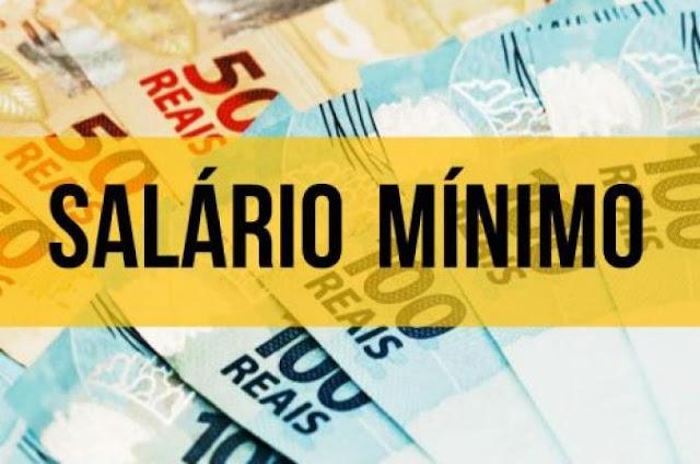 Resultado de imagem para Salário mínimo pode ser de R$ 1.006 no próximo ano