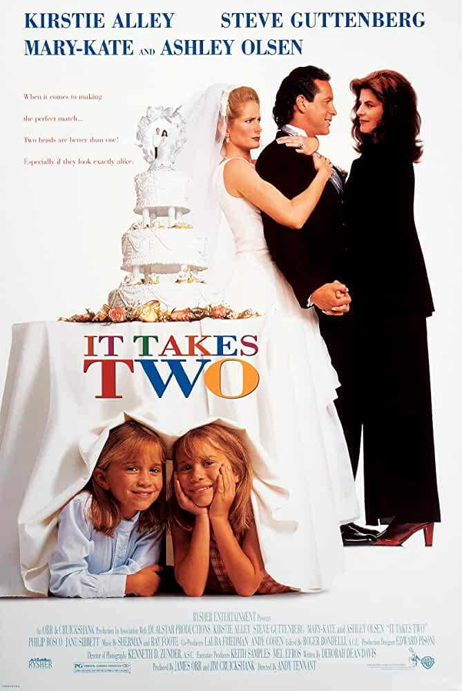 It Takes Two 1995 480p 300MB BRRip Dual Audio