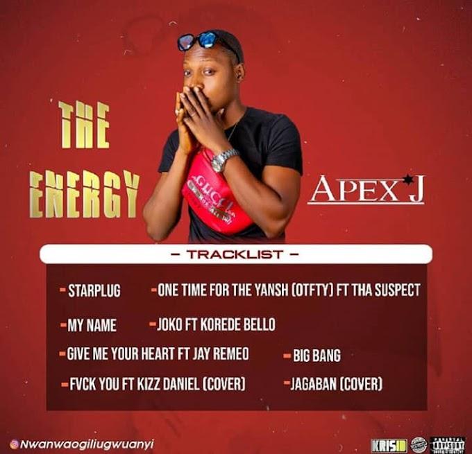 Album: Apex J - The Energy