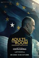 Estrenos cartelera española 18 Octubre 2019: Adults in the room