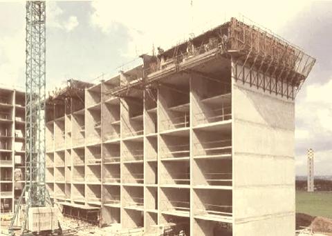 جدار القص من الخرسانةConcrete Shear Wall
