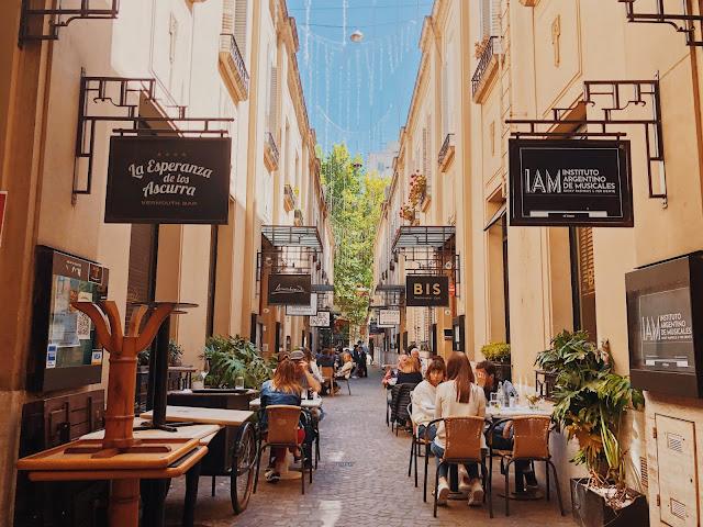 Pasaje del correo -   Las 14 calles más lindas de Buenos Aires