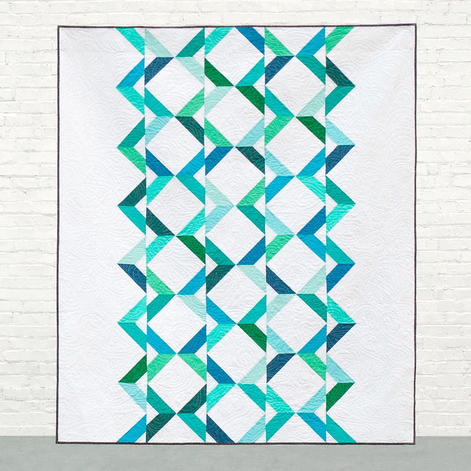Meadow Mist Designs Quilt Theory Arrow Point Path