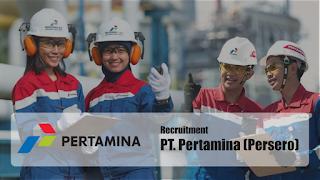 Rekrutmen PT Pertamina (Persero)