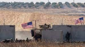 military airport in al-Omar oil field in Deir Ezzor