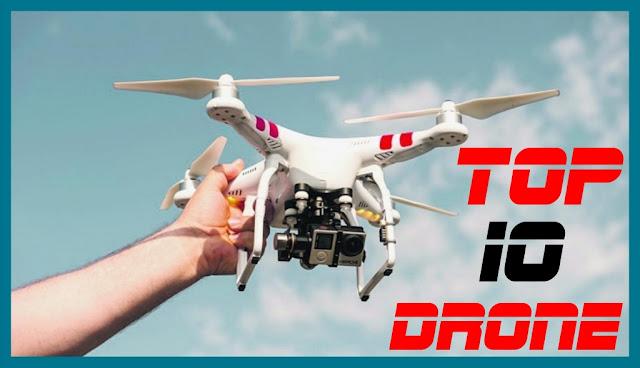 أفضل 5 طائرات بدون طيار للمبتدئين | top 5 drones