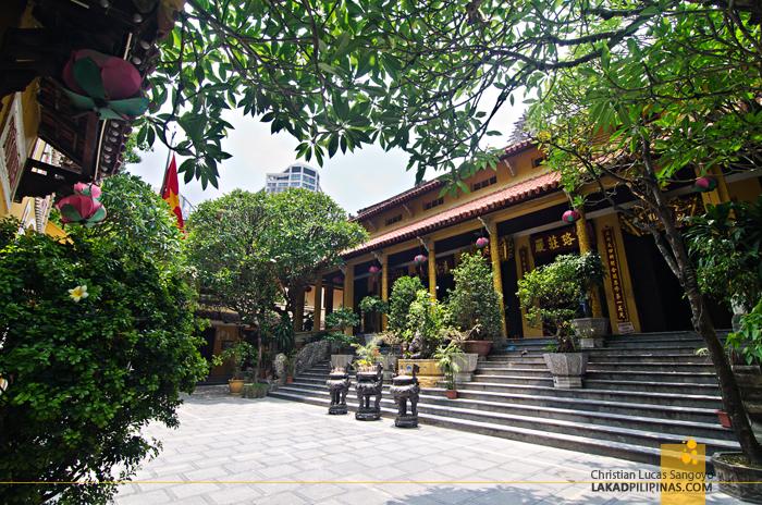 Quan Su Temple Hanoi