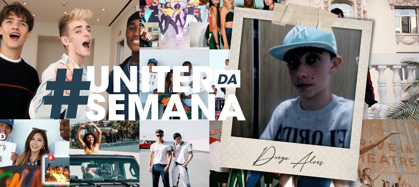 #UniterDaSemana | Diego Alves