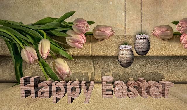 Printable Easter greetings cards
