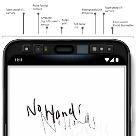 Google's Soli radar will be included in its Pixel 4 smartphones