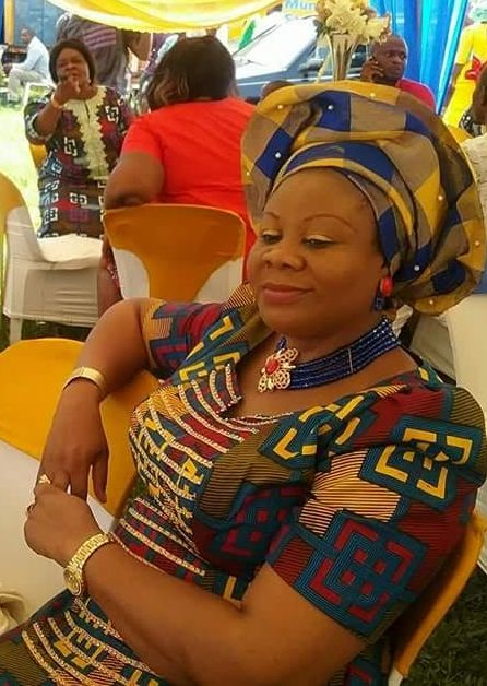 Image result for Wife of Edo State Oil and Gas Commission Chairman has been kidnapped (Photos)