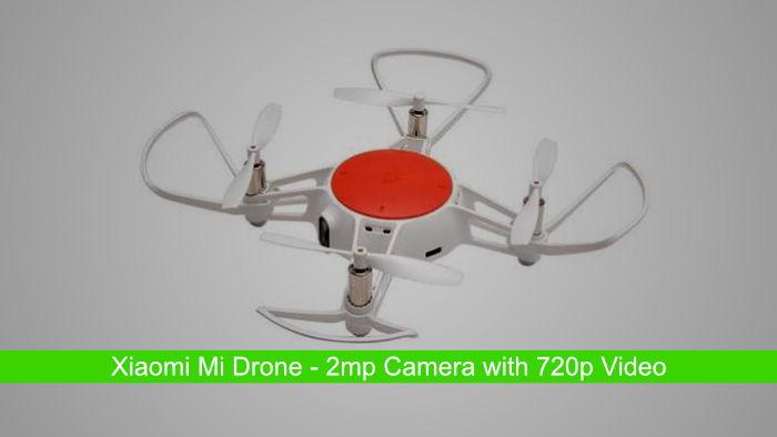 Xiaomi Mi Drone -Xiaomi MITU PVF RC Quadcopter  - Specification - Review - Price in India