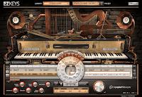 Toontrack EZkeys Hybrid Harp v1.0.1 Full version