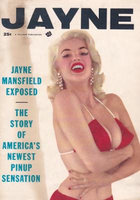 Jayne Mansfield Magazine