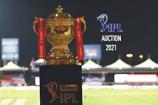 Ipl 2021 Auction. Complete Team Squad for all Teams players in ipl Auction 2021 Season 14
