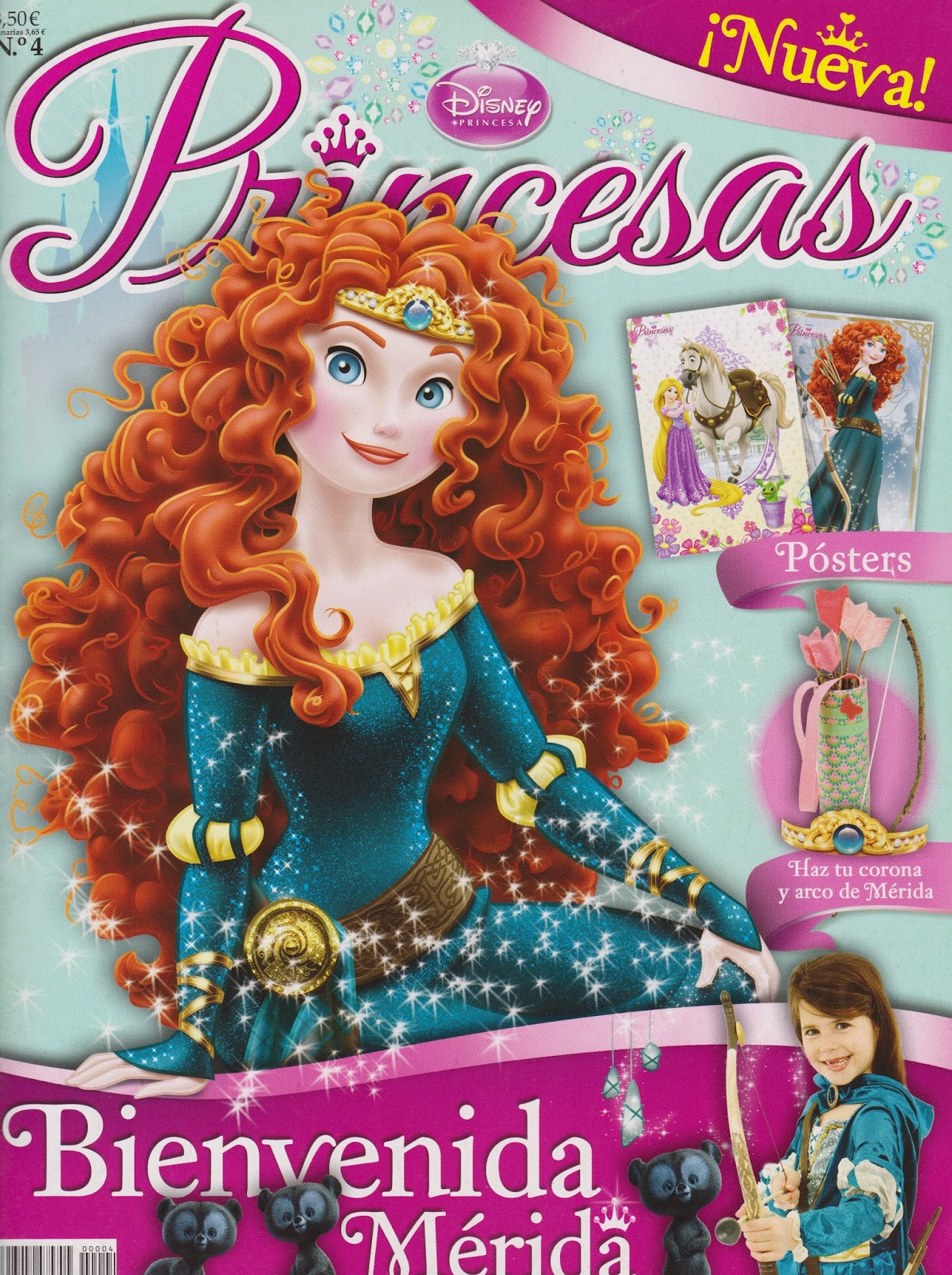 Disney Princess La revista Princesas