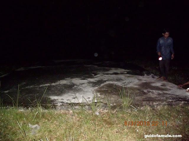 Urutan-urutan jumlah kuburan di makam juang mandor