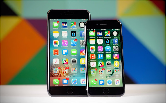 iPhone 7+ & iPhone 7
