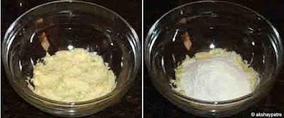 Jowar raagi badam cookies recipe -step 1