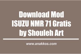 Download Mod Isuzu NMR 71 Gratis By Souleh Art