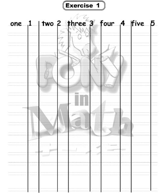 مذكرة math لغات للصف الأول الإبتدائي
