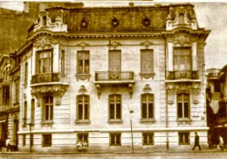 Casa Elias din strada Clemenceau