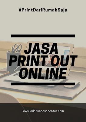 Jasa Print Online dan Murah di Makassar