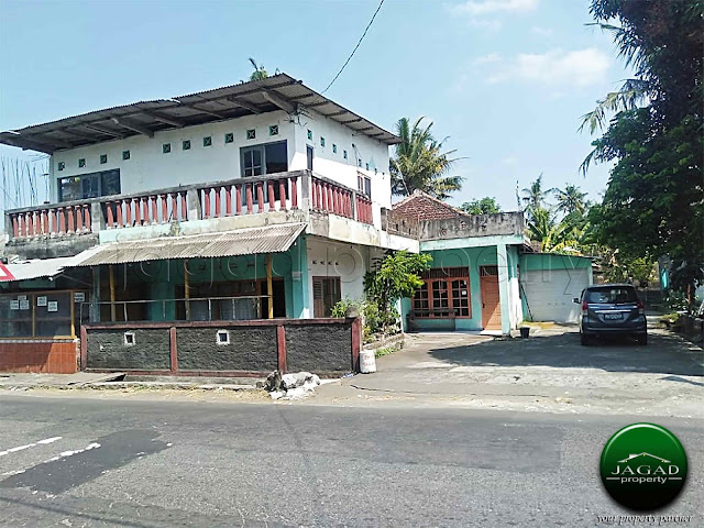 Tanah Bonus Bangunan dekat RS Panti Rini