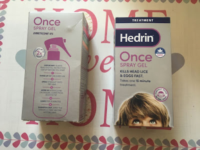 Hedrin Once Review