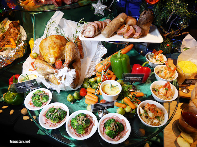 Festive Feast @ Utara Coffee House, Armada Petaling Jaya