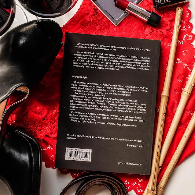 """Opis książki """"Dwanaście batów"""""""