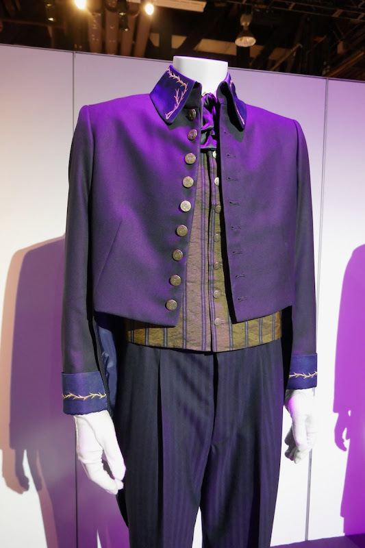Terence Stamp Haunted Mansion Ramsley film costume